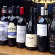 A selection of the wine on offer at Wine Car Boot and Street Vin. Pic: Street Vin.