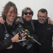 Ben Unwin, Steve Boggan, John Hardwick credit Ross Nelson