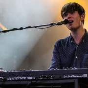 James Blake. Pic: Henry Laurisch