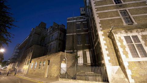 The Queen Elizabeth Hospital for Children. Pic: Scott Wishart