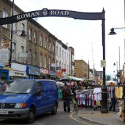 Roman Road gimped Ewan Munro