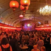 The 'Spirit of Lewisham' event at the Rivoli ballroom. Photo: Andy Worthington