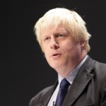Boris Johnson in cycle controversy. Pic: Conservative Party