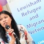 Bromley mind partnership with Lewsham Refugee & Migrnt NewPic- Lewisham Refugee and Migrant Network