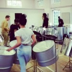 Steel Pan Orchestra. Pic: Endurance Steel Orchestra