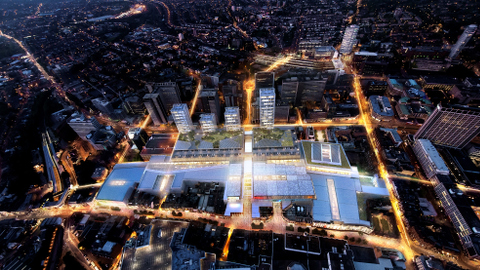 Planning for new Westfield centre in Croydon has now been approved pic: Croydon Partnership