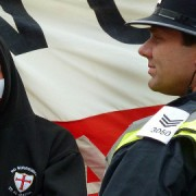 EDL march
