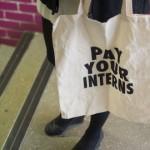 Fight for paid internships 2. Pic: Kamal Badhey