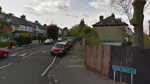 Fossil Road, Lewisham. Pic: Google Maps