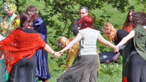Largest witchcraft festival coming to Croydon.  Pic: Graham Nicholls