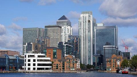 Canary Wharf. Pic: Julian Mason