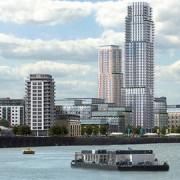 Convoys Wharf proposal Pic: Hutchinson Whampoa