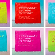 Yesterday is Now History at 310 NX Gallery, New Cross. Pic: Eleanor Davies