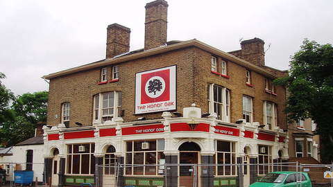 Honor Oak Pub in Forest Hill to reopen Pic: Ewan Munro