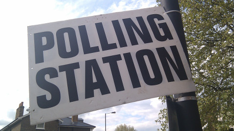 High risk of alleged electoral fraud in Tower Hamlets  Pic: James Cridland
