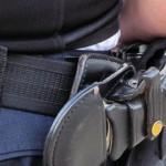 Police officer: David Holt