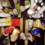 Foodbank donations Pic: Trussel Trust