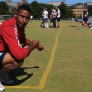 Wapping Hockey Club happy with their money Pic: Wapping Hockey Club
