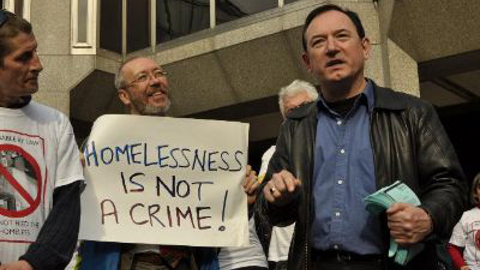 Jad Adams Pic: Housing Justice