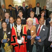 Tower Hamlets Civic Awards 2013 Pic: Tower Hamlets Council
