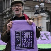 People Before Profit campaigner Pic: People Before Profit