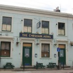 The Chesham Arms. Pic: Matthew Black