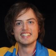 Jonas Von Essen, World Memory champion Pic: Andrew Dunsmore