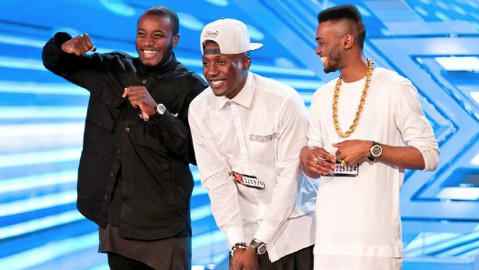 X Factor Pic: ITV
