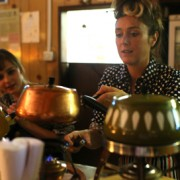 co-founder co-founder Josie Long Pic: Ooh-Fondue