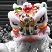 Chinese new Year in London. Pic: CGP Grey