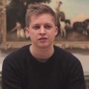 Evan Boehm. Pic: The Tate