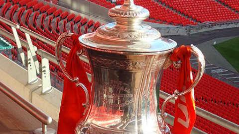 The FA cup Pic: Carlos Yo