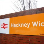 Hackney Wick station. Pic: Yellow Book