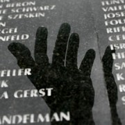 Holocaust Memorial Wall. Pic: Justo Ruiz