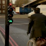 Low level traffic lights - TfL