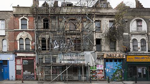 Vallance Road Whitechapel. Pic: Alex Pink