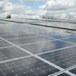 Solar Panels. Pic: h080