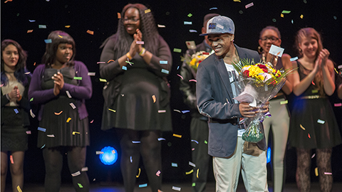Alter Ego 2014 talent competition. Pic: Hackney Council