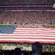 American football in London. Pic- Gonzo fan2007 gimp