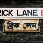 Brick Lane. Pic: Dominik Morbitzer