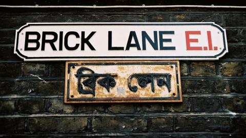 Brick Lane. Pic: Dominik Morbitzer