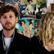 Adam Towner & Katy Gray Rosewarme. Pic: Adam Towner & Katy Gray Rosewarme
