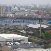 View of Millwall Stadium. Pic: Sarflondondunc