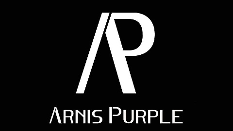 Arnis Purple Logo