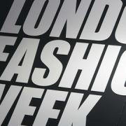 London Fashion Week. Pic: Creative Economy.