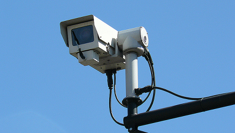 Parking fines issued using CCTV cameras are a big source of income for local councils. Pic: Mike Fleming