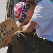 Homeless man. Pic: Ed Yourdon
