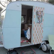 One of Crystal Palace's Caravans pic: Chiara Rimella