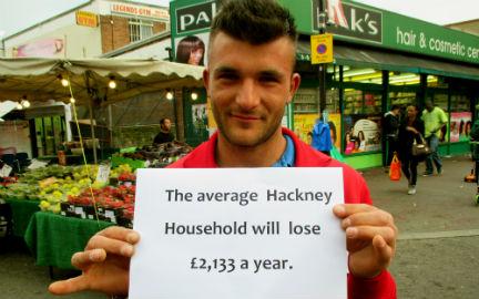 Hackney. Pic Source: Maya Oppenheim