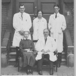 Doctors of Mildmay Hospital, Pic: